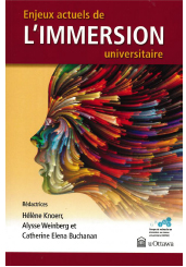 """Public presentation of « Current Issues in University Immersion"""""""
