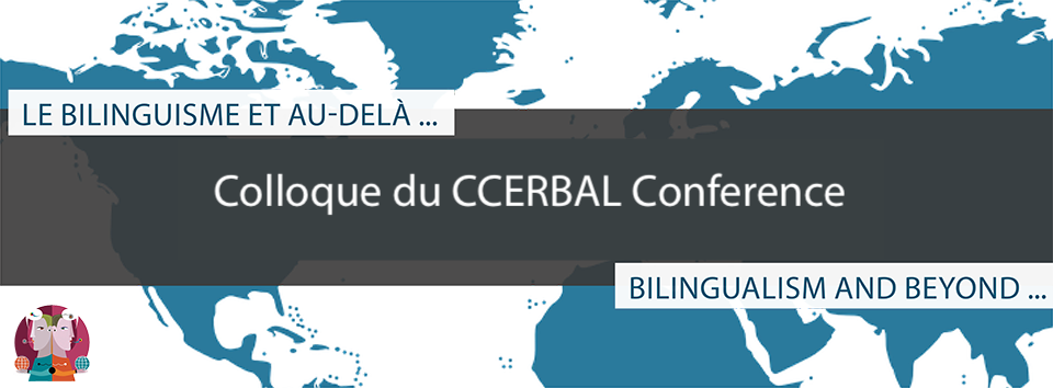 Banner CCERBAL Conference 2021